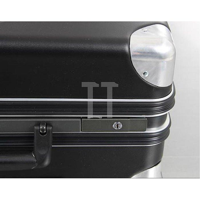 XXL-Werkzeugkoffer Robust mit Rollensystem Trolley Bruchsicherer und Flugtaugl.