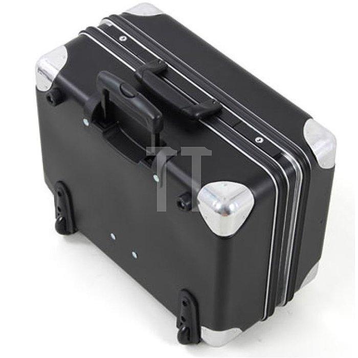 XXL Werkzeugkoffer Robust mit Rollensystem Trolley Bruchsicherer und Flugtaugl.