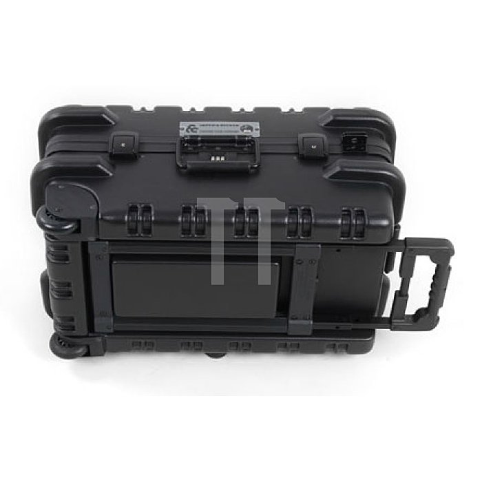 XXXL-Werkzeugkoffer mit Rollensystem Chicago-Case Bruchsicherer und Flugtaugl.