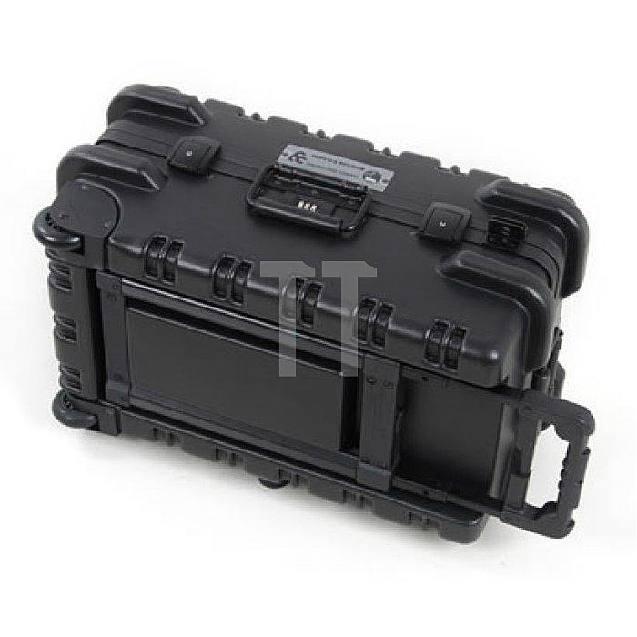 XXXXL-Werkzeugkoffer mit Rollensystem Chicago-Case Bruchsicherer und Flugtaugl.