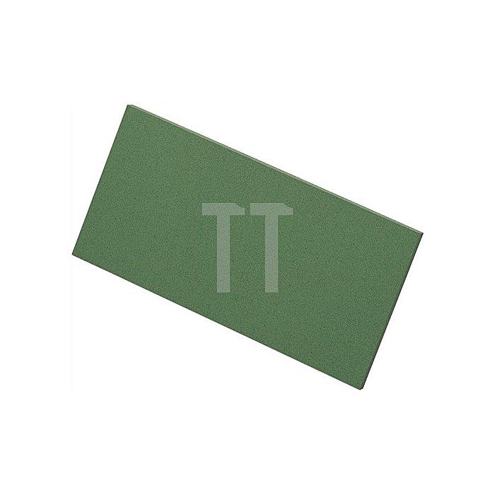 Zellgummibelag grün für Ausfugbrett L.300mm B.120mm S.8mm