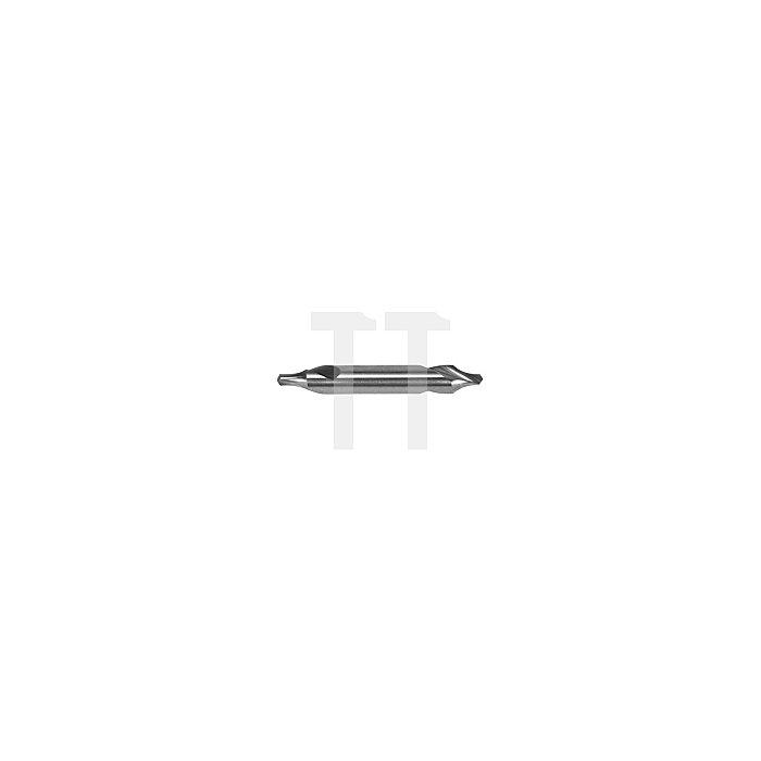 Zentrierbohrer DIN 333 HSS Form R