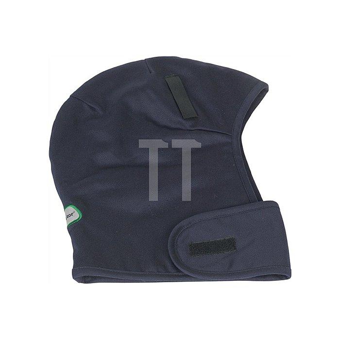 Zerohood Universal-Kälteschutzhaube zur Befestigung an allen gängigen Helmtypen