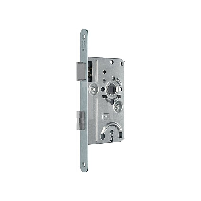 Zimmertür-Einsteckschloss nach DIN18251-1 Kl.1 BB DIN li.Dorn 55mm Entf.72mm