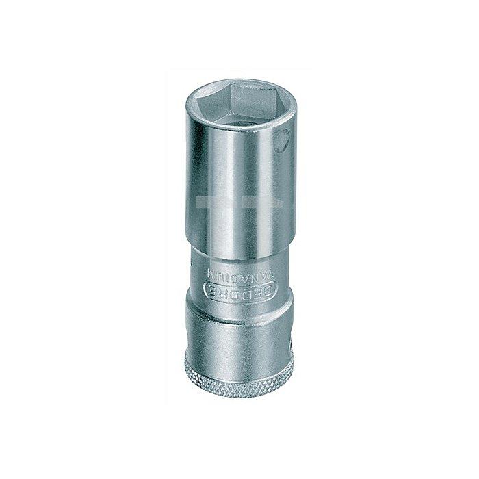 Zündkerzeneinsatz 18mm 1/2Zoll m.Magnet GEDORE