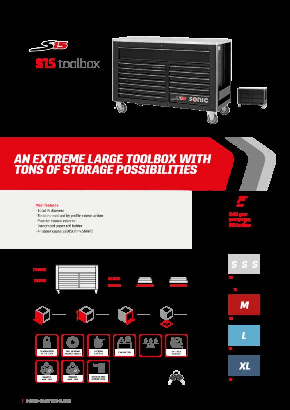 Sonic Bildschirmhalter inklusive Basis 47730