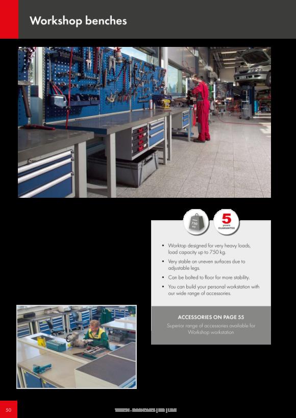 Treston Unterteiler-Set 1 für Schublade 55/100, 873001-49
