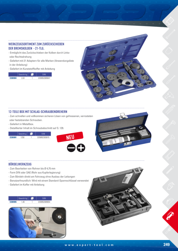 Expert VERSORGUNGSFLASCHE E200902