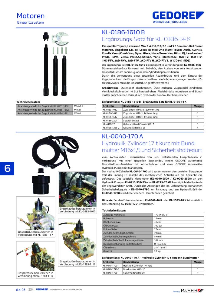 Mini-Spezial-Doppel-Maulschlüssel SW 8 mm Marke ELORA Germany