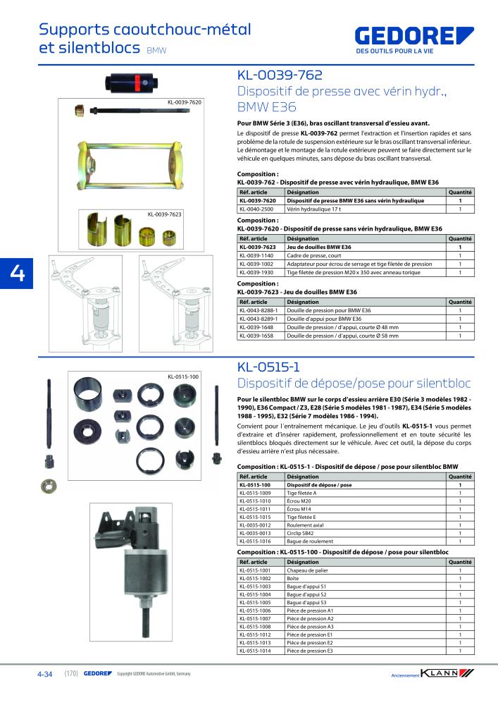 Gedore Catalogue Pdf