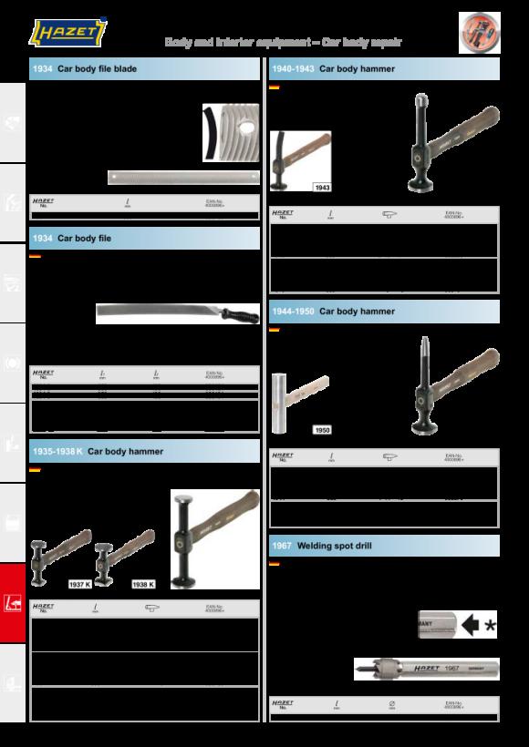 HAZET TORX-WERKZEUG-SATZ 1557/35