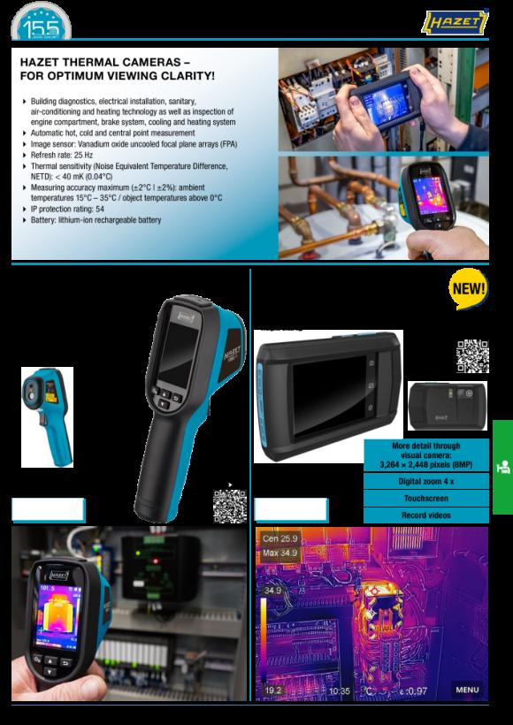 HAZET Endoskop Satz ? semiflexible Sonde ? ? 5,5mm 4812-21/5S