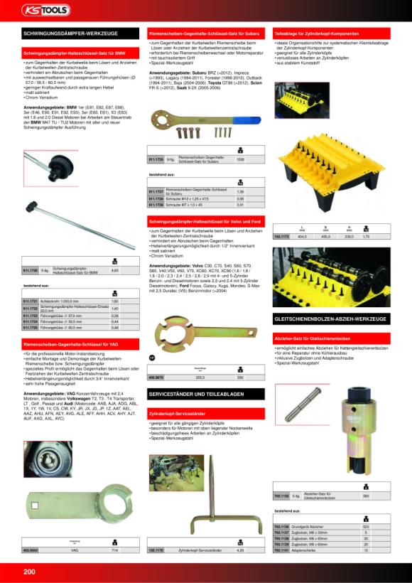 KS Tools Schraube M6 x 40 911.1739