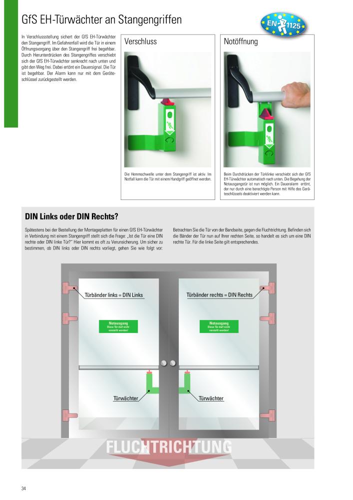 Gfs Katalog Tur Technik Sicherheitsturen Brandschutz Seite 34