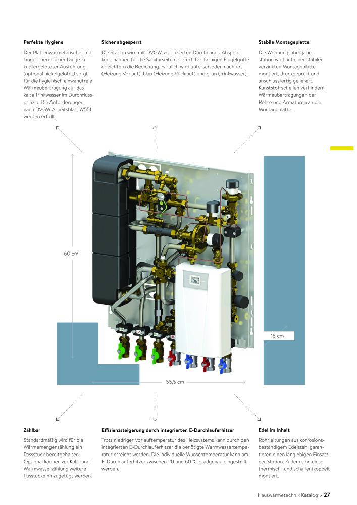Durchlauferhitzer Mit Speicher clage kataloge hauswärmetechnik speicher armaturen - page 27