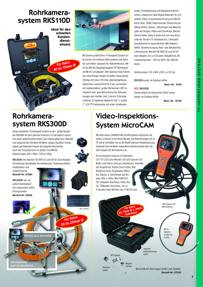 Cabere Kataloge Rohr Und Kanaltechnik Page 9