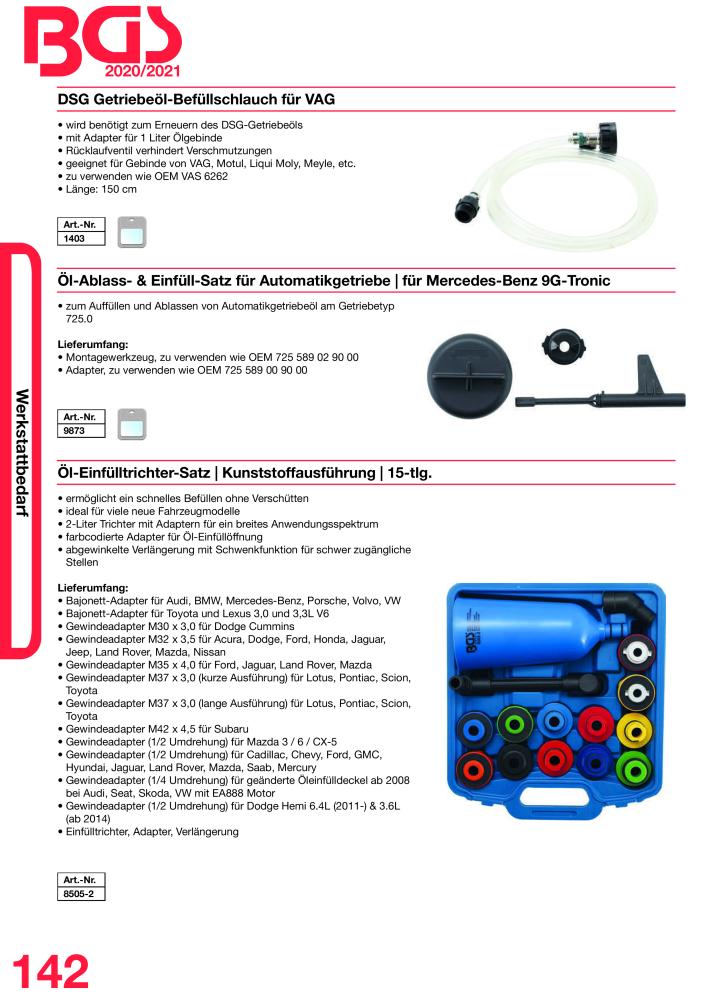 10-tlg. BGS 1541 Doppel-Ratschen-Gelenkschlüssel Set 8-19 mm