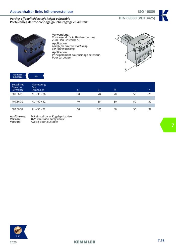 Austreiber MK3 DIN317