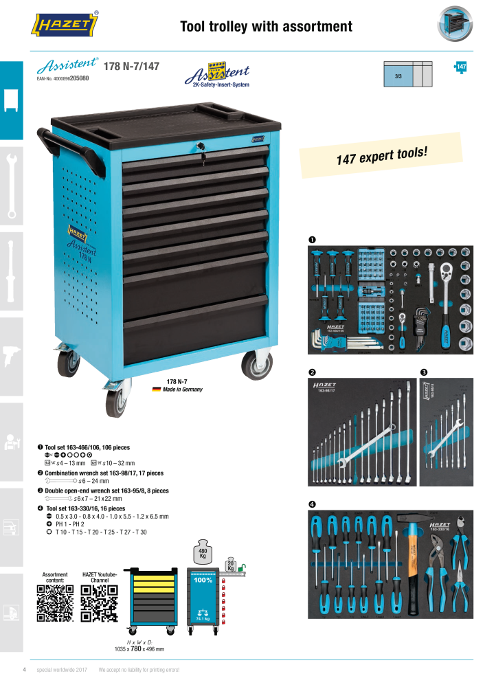 906185746204f7 HAZET Special Worldwide Industrial Automotive SSW - Page 4